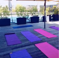 Run&Yoga session